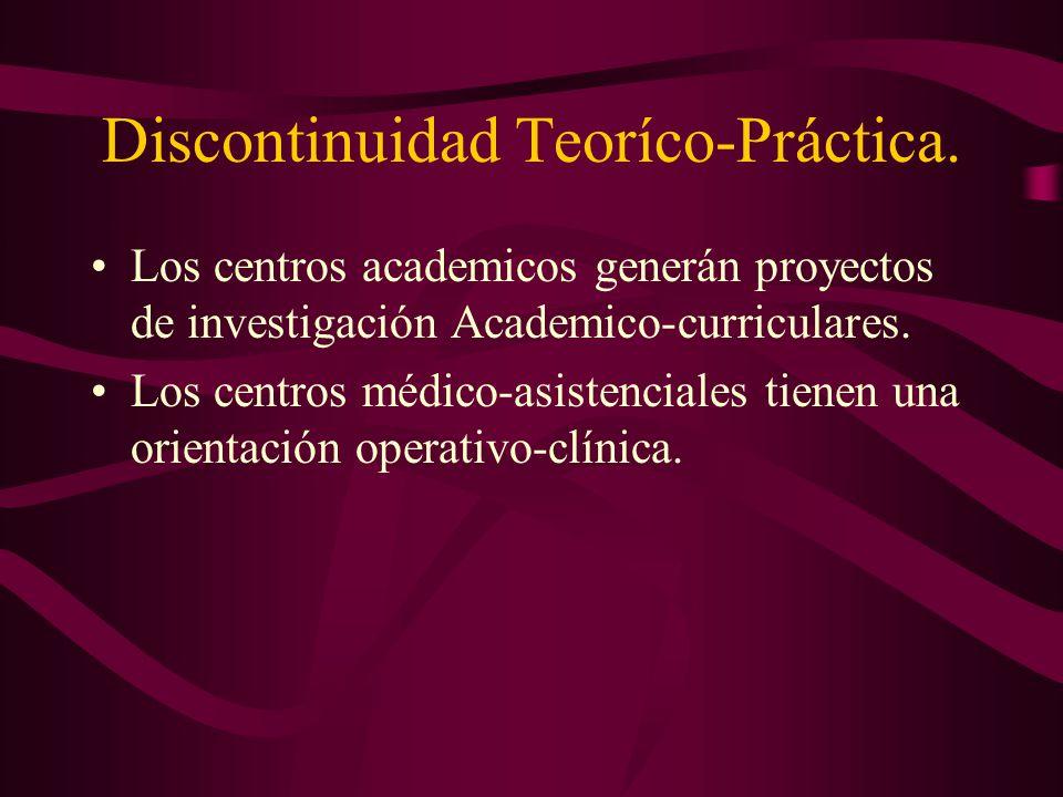 Conclusión: La generación y operación de la investigación en Enfermería requiere coordinación favorable y congruente con el avance disciplinar y el pensamiento enfermero.