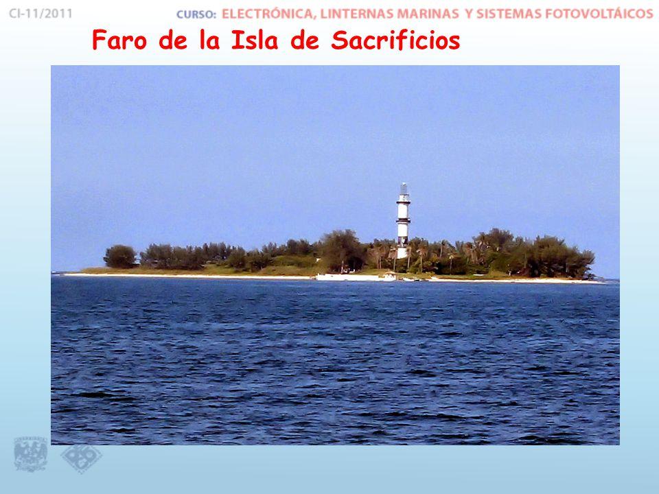 Faro de la Isla de Sacrificios