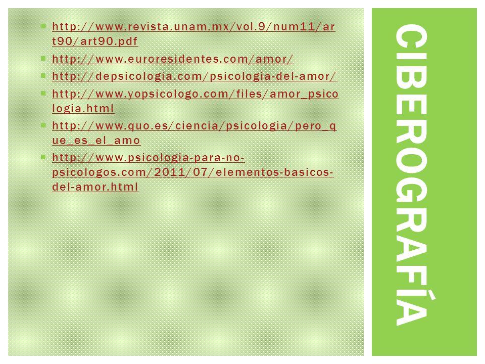 http://www.revista.unam.mx/vol.9/num11/ar t90/art90.pdf http://www.revista.unam.mx/vol.9/num11/ar t90/art90.pdf http://www.euroresidentes.com/amor/ ht