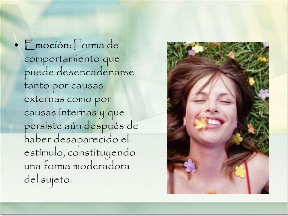Las emociones humanas son: Respuestas fisiológicas que preparan al organismo para adaptarse al ambiente.