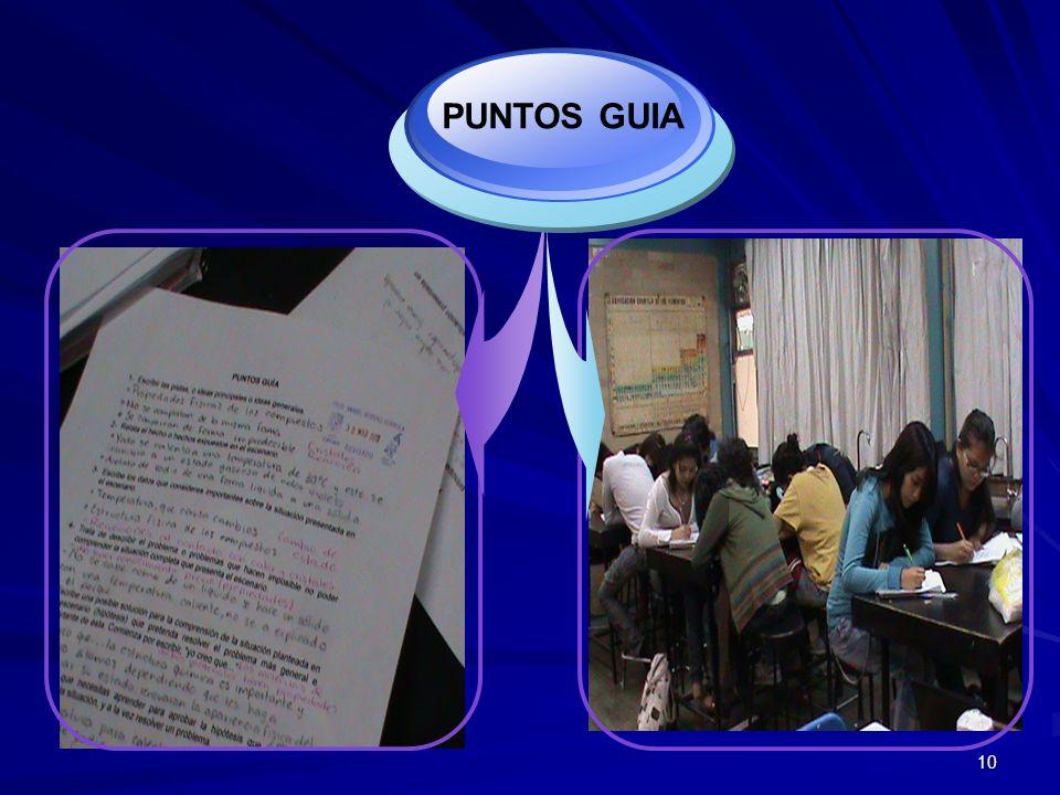 10 PUNTOS GUIA