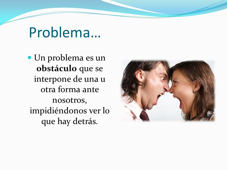 Solución de problemas…