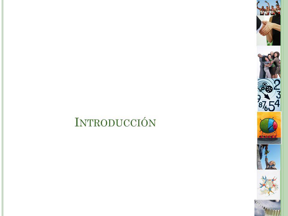 I NTRODUCCIÓN