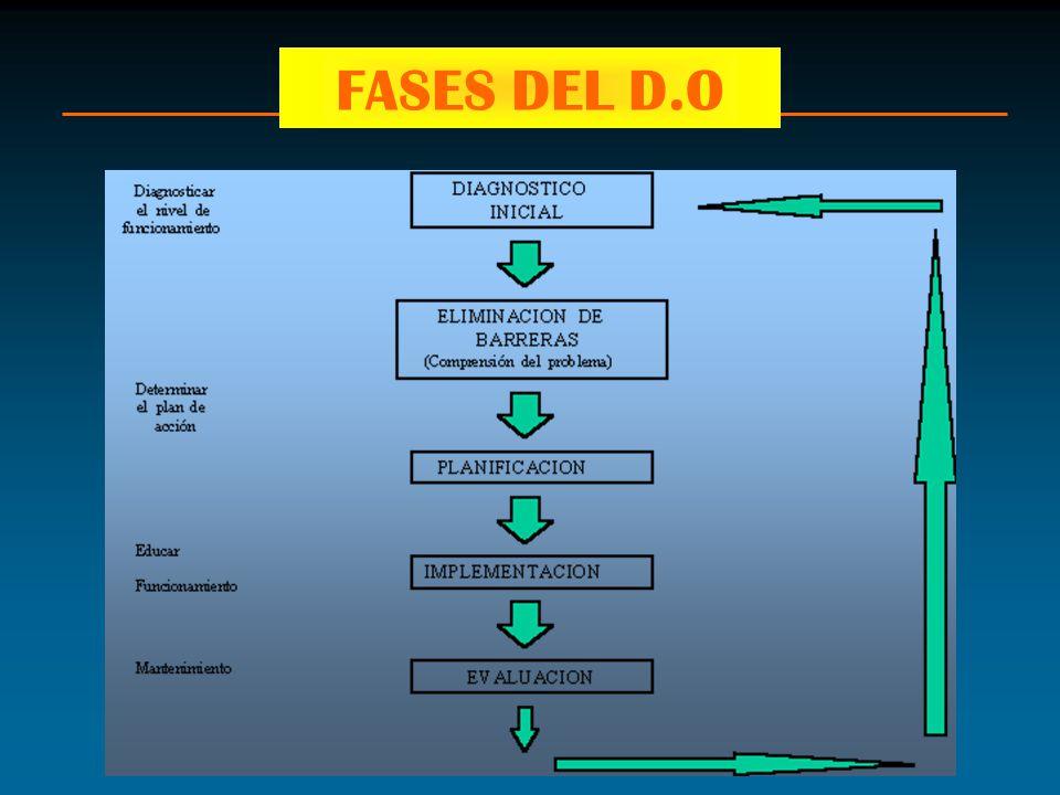FASES DEL D.O