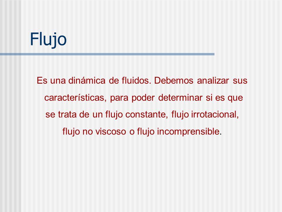 Para modelar matemáticamente al flujo sanguíneo es necesario conocer la definición de flujo, además algunos aspectos medico- biológicos.