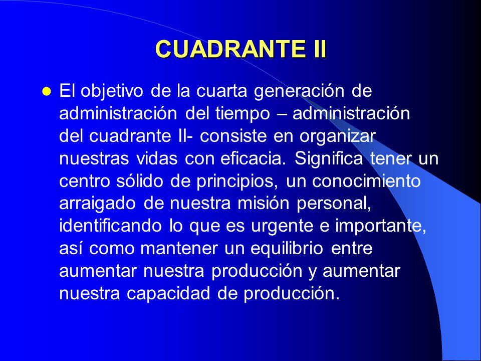 II IV III RESULTADOS Concentración en plazos cortos Administración de crisis Carácter de camaleón, atento a la reputación Considera que las metas y pl