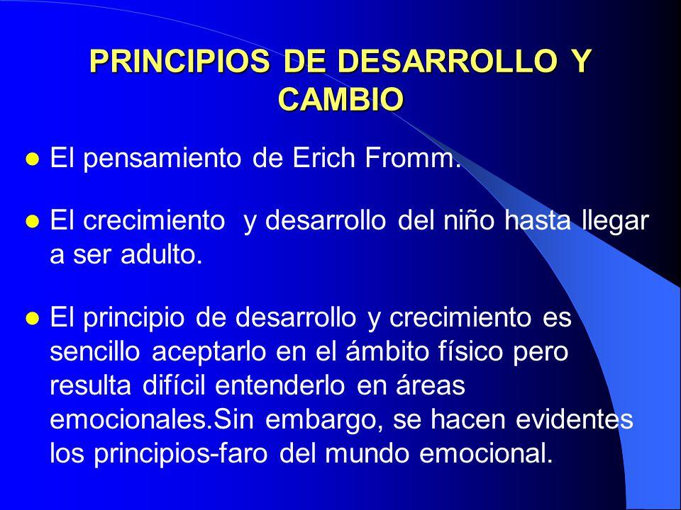 PARADIGMAS BASADOS EN PRINCIPIOS La ética de carácter se basa en la idea fundamental de que hay principios, leyes naturales de la dimensión humana que