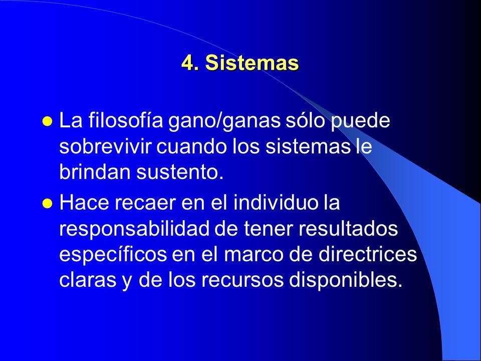 3. Acuerdos Con los acuerdos se pasa de: – supervisión vertical a horizontal – supervisión externa a autosupervisión Se hacen explícitos cinco element