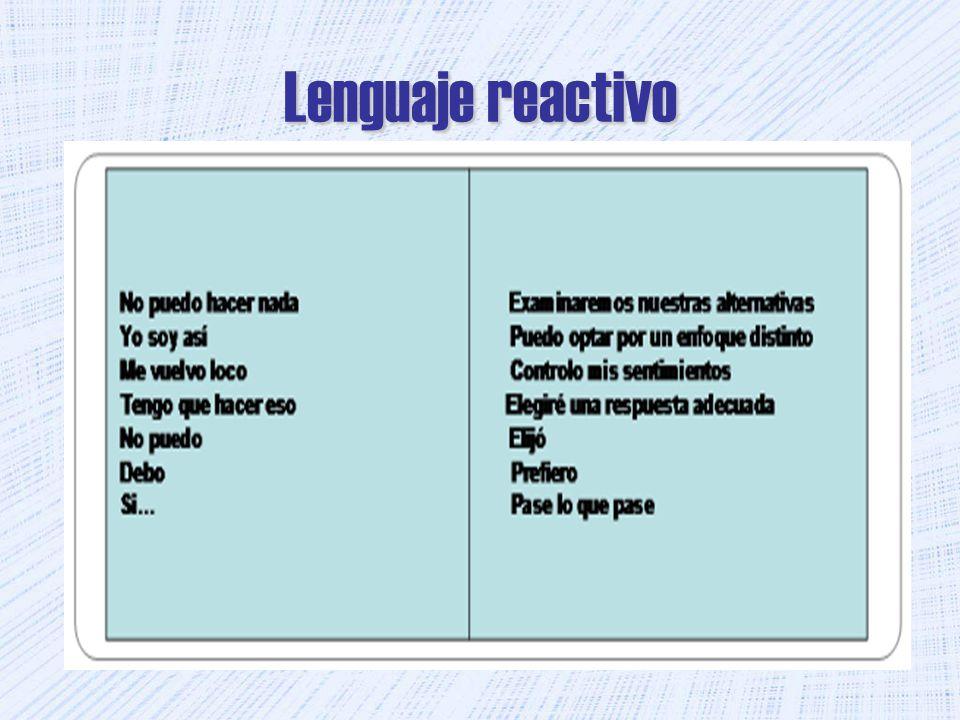 Lenguaje reactivo