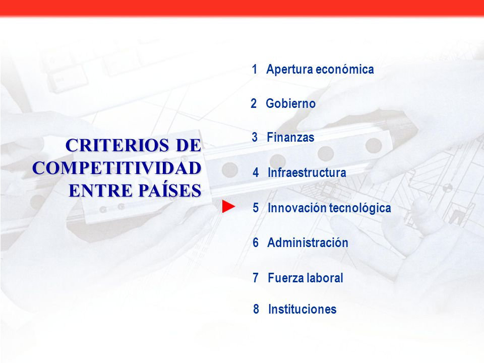 Fuente: The global competitiveness report 2000, pág.11 RANGO DE COMPETITIVIDAD 2000