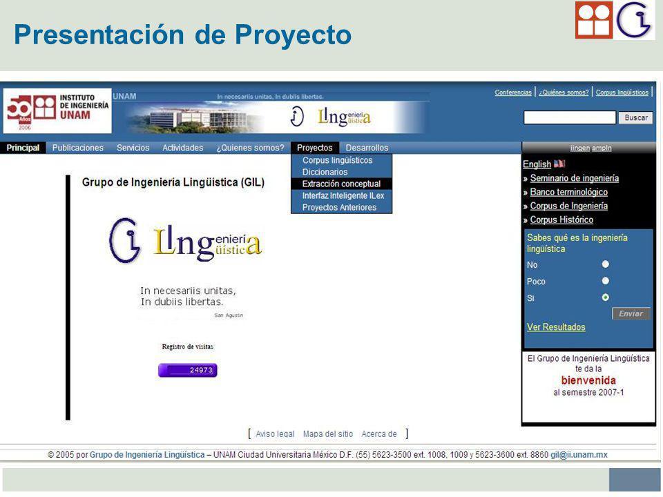 Proyecto Gerardo Sierra