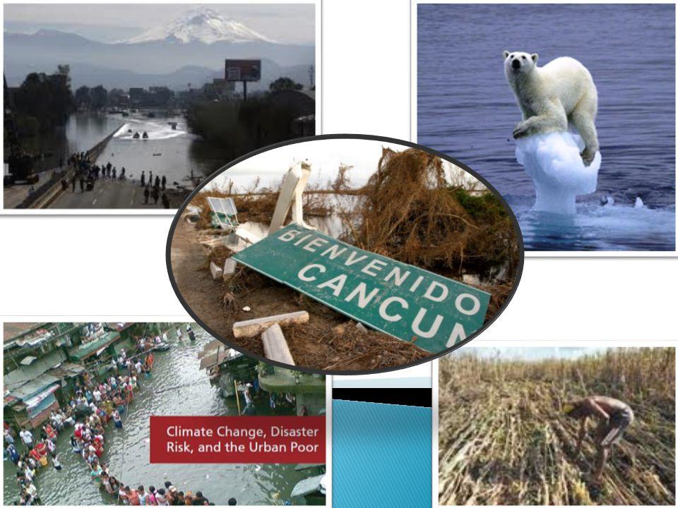 En 2006 el total de emisiones de CO2e en México fue de 709 005.3 millones de toneladas (INEGEI).
