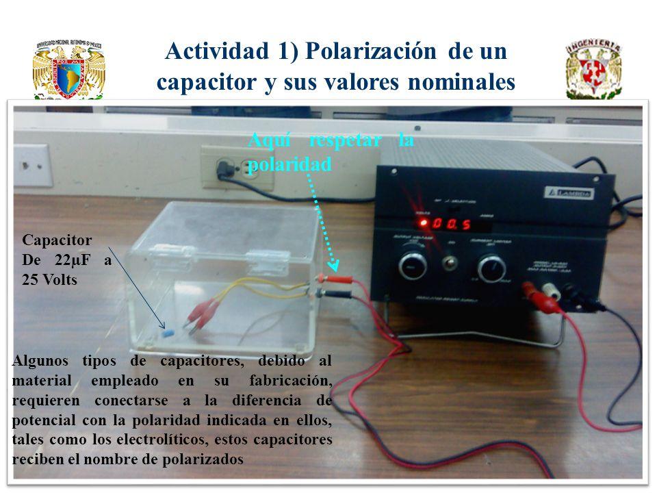 Carga y descarga del capacitor de placas paralelas Si se conectan a una fuente de energía las dos placas de un capacitor plano, dicha fuente establece una d.d.p.