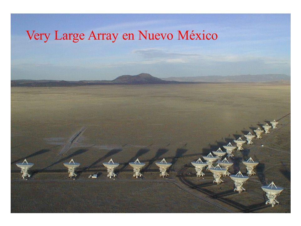 Very Large Array en Nuevo México