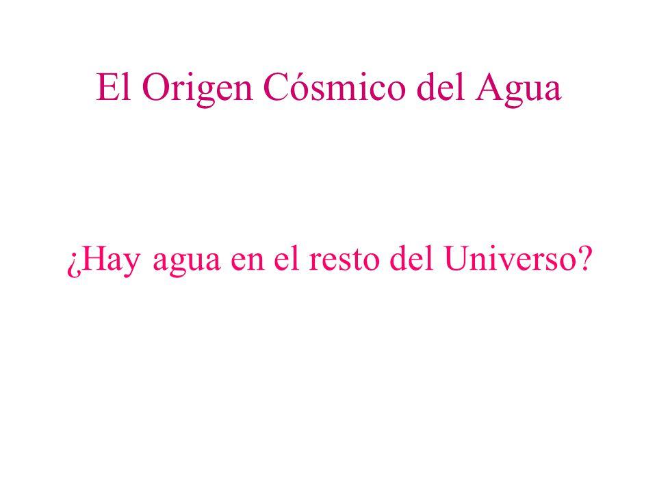Abundancias Químicas en el Universo Actual (por cada 100,000 átomos) Orden AtomoAbundancia 1 Hidrógeno92,700 2 Helio 7,200 3 Oxígeno 50 4 Neón 19 5 Ni