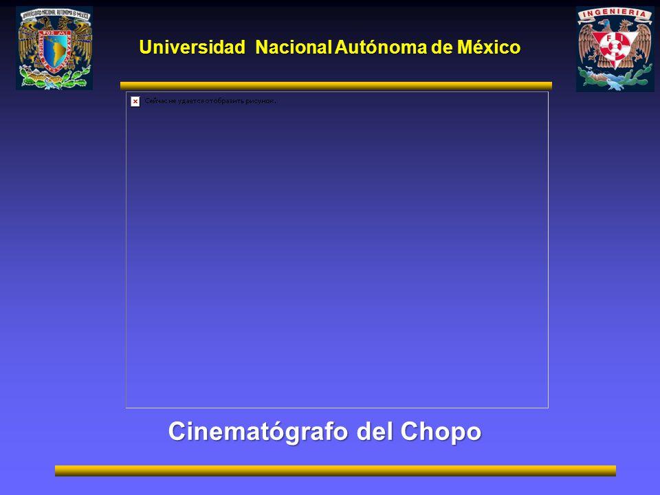 Universidad Nacional Autónoma de México Cinematógrafo del Chopo