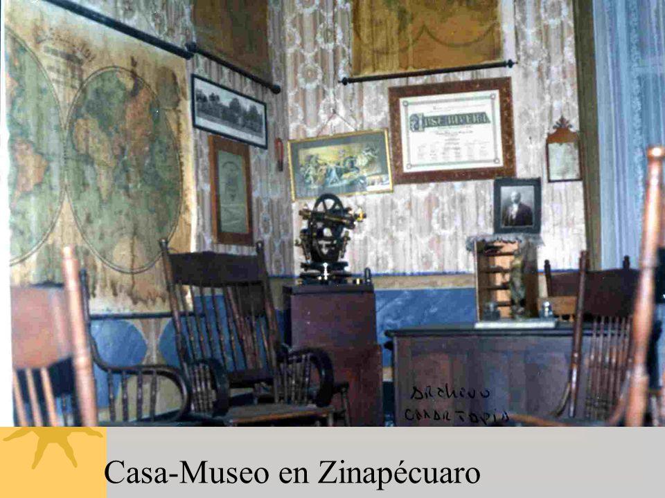 Casa-Museo en Zinapécuaro