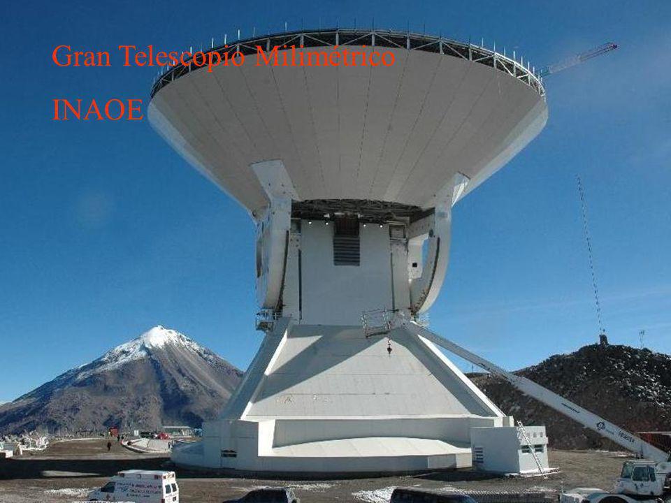 Gran Telescopio Milimétrico INAOE