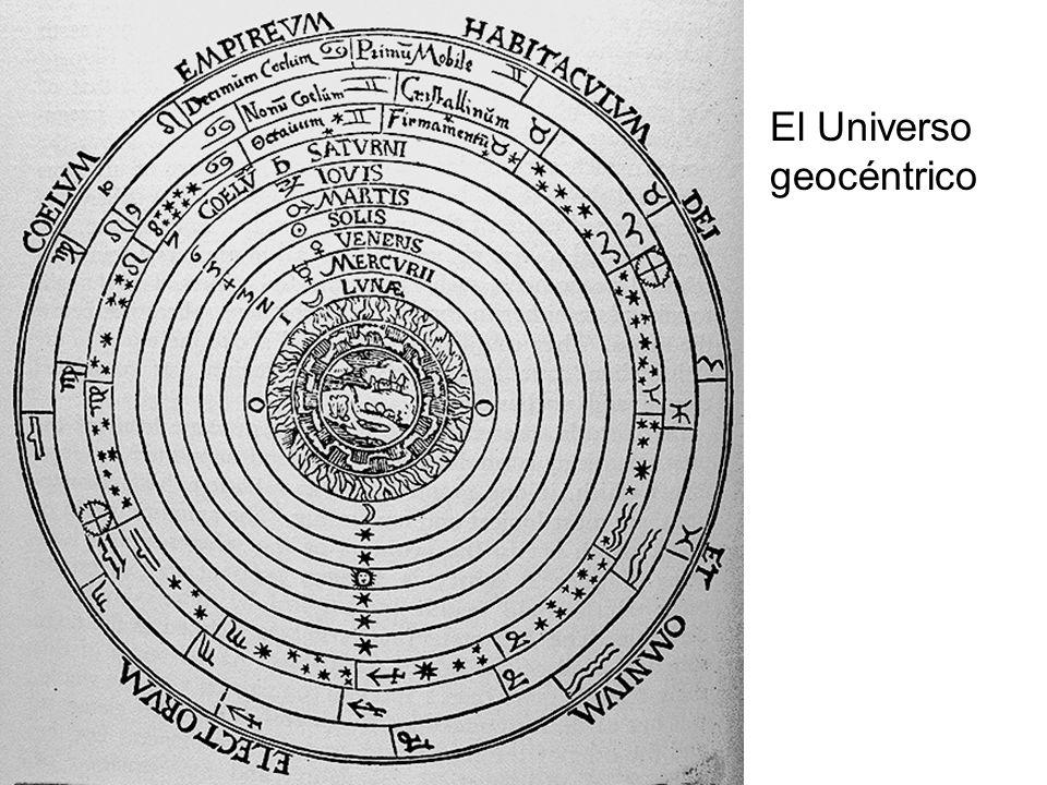 El Universo geocéntrico