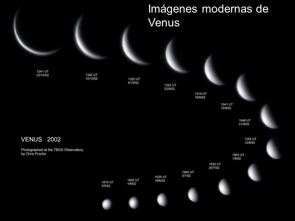 Imágenes modernas de Venus