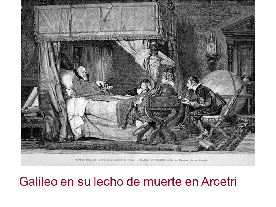 Galileo nació en Pisa en 1564.