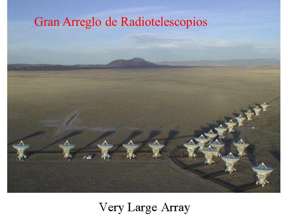 17 Gran Arreglo de Radiotelescopios