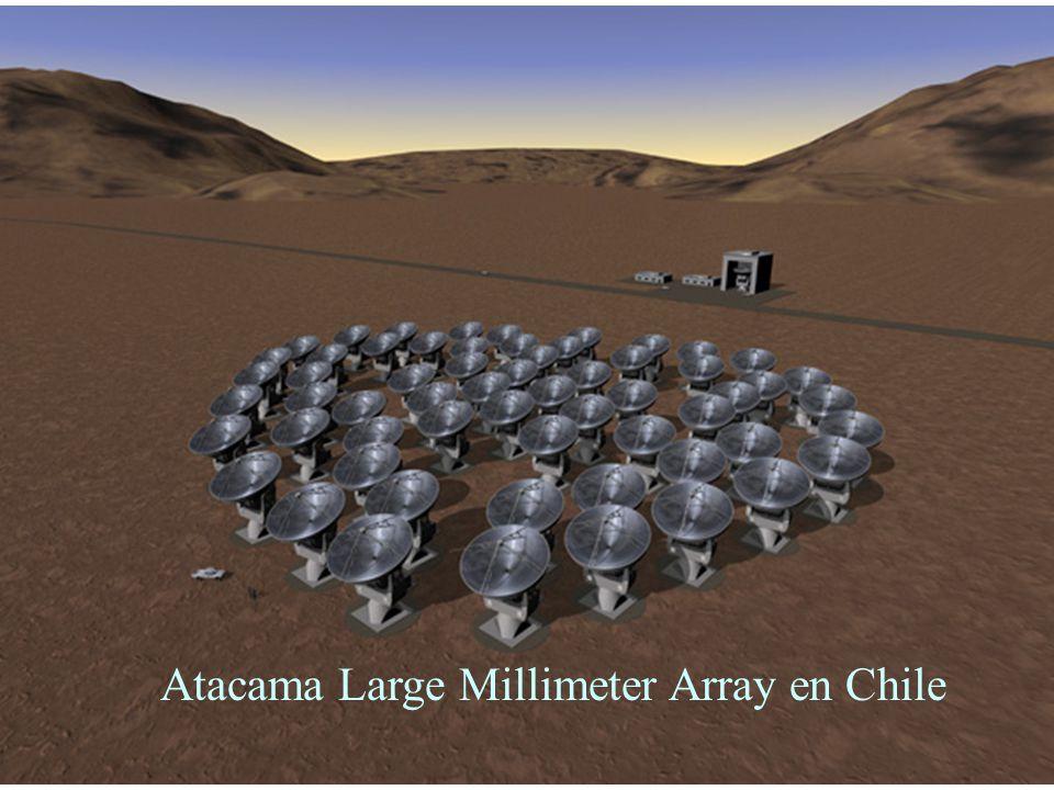 18 Atacama Large Millimeter Array en Chile