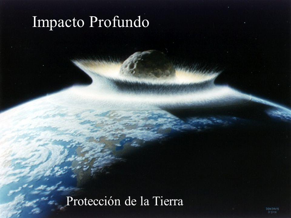 53 Impacto Profundo Protección de la Tierra
