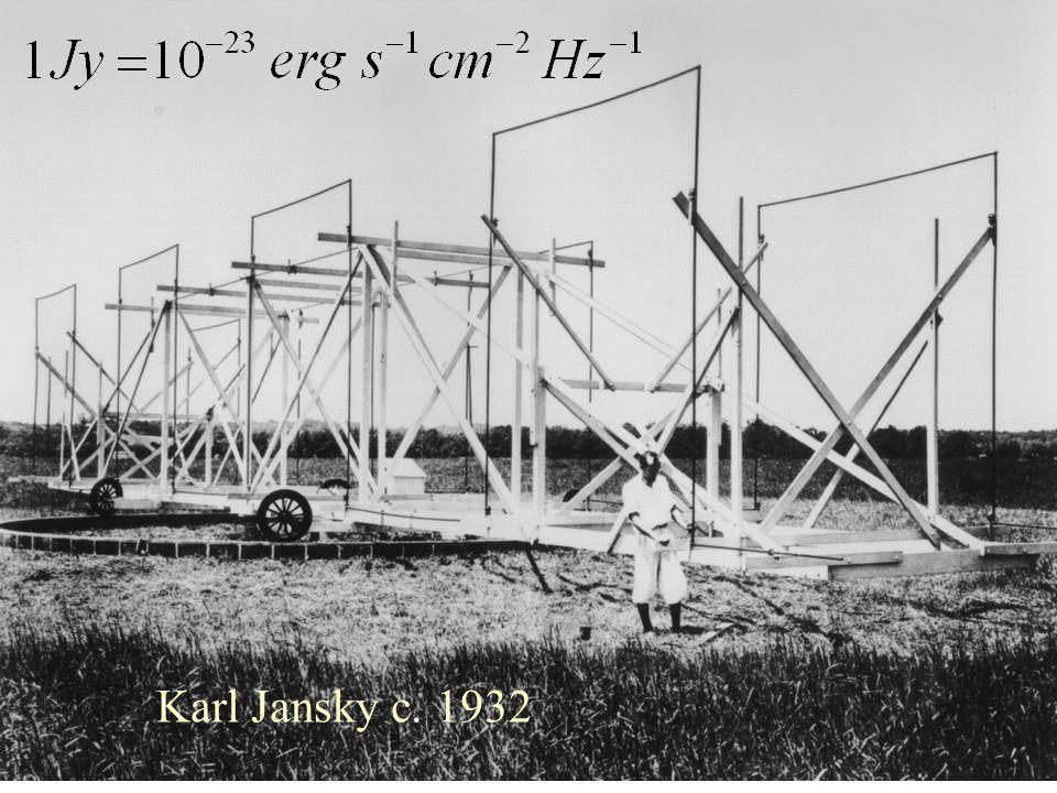 Karl Jansky c. 1932