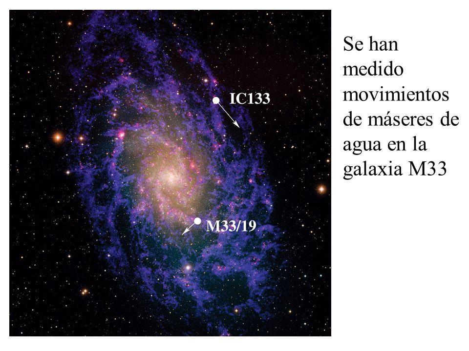 Clases de radiotelescopios Los radiotelescopios vienen en dos posibilidades: antenas solas o interferómetros
