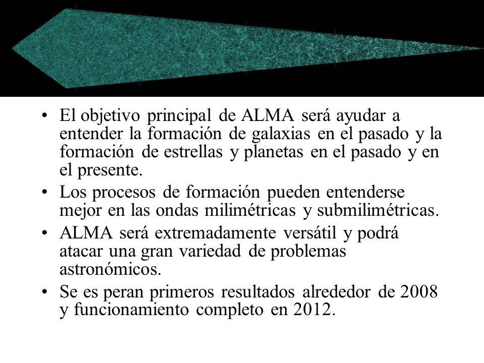 La Radioastronomía en México Alrededor de 12 observadores y 6 teóricos (hay sólo como 150 astrónomos profesionales trabajando en México).