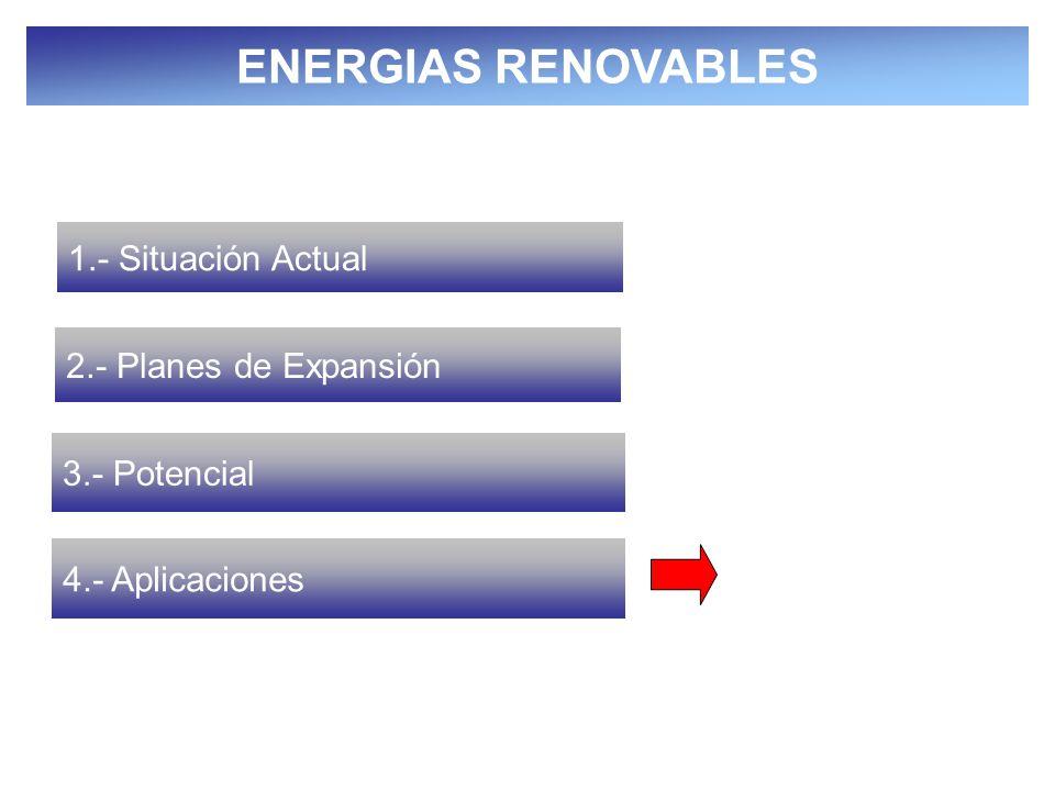 27 La Secretaría de Energía, esta impulsando diversos programas e iniciativas que buscan cubrir el abanico de sectores en los que las fuentes renovables de energía tienen aplicación, tanto de manera individual como integral: Electricidad 1.- Generación de Electricidad para la Red 2.- Electricidad fuera de la red (Electrificación Rural) Aplicaciones No Eléctricas 3.- Transporte (ej: Biocombustibles) 4.- Energía Térmica (ej.