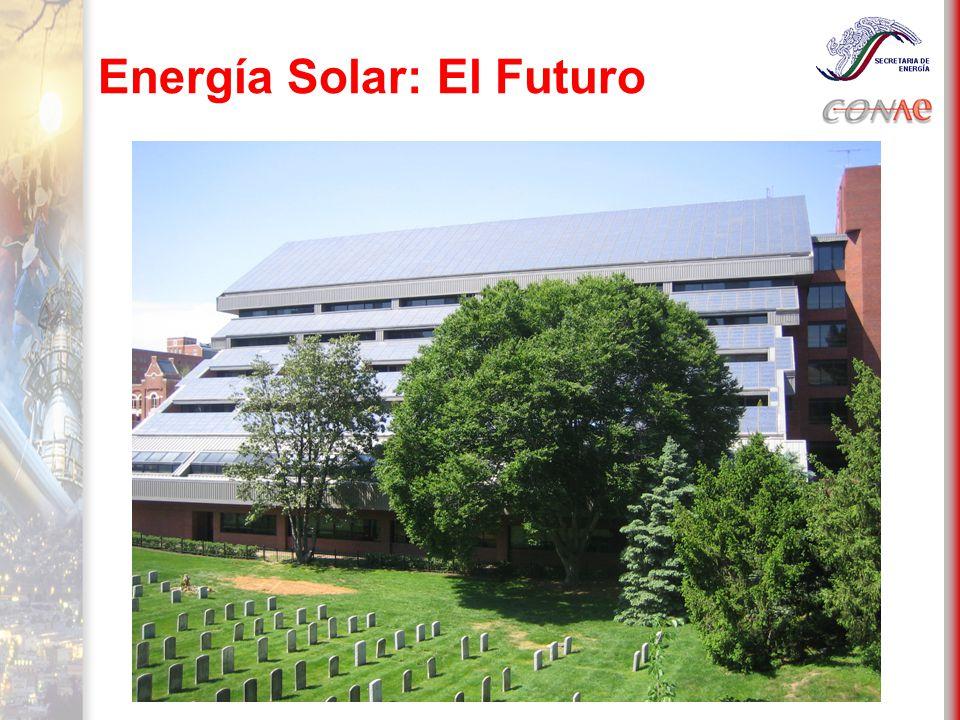 Energía Solar: El Futuro