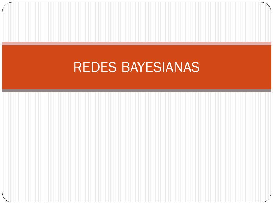 Red Bayesiana Es un grafo dirigido acíclico conexo más una distribución de probabilidad sobre sus variables