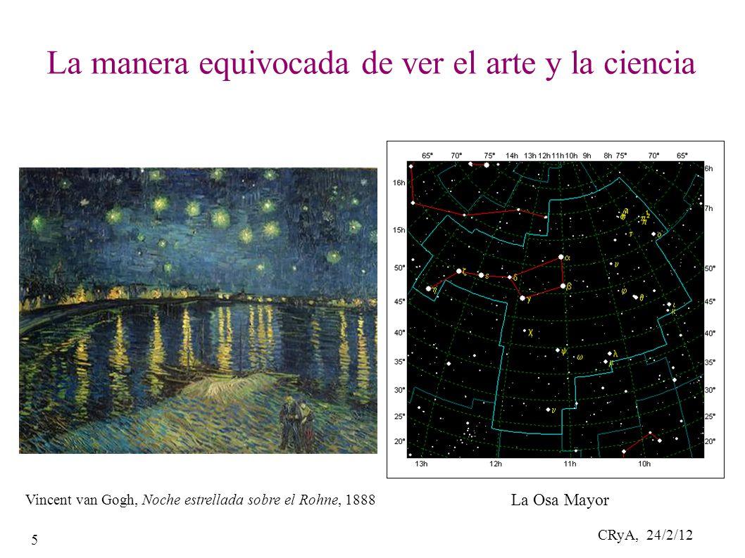 CRyA, 24/2/12 26 ¿Era Galileo un mal dibujante.