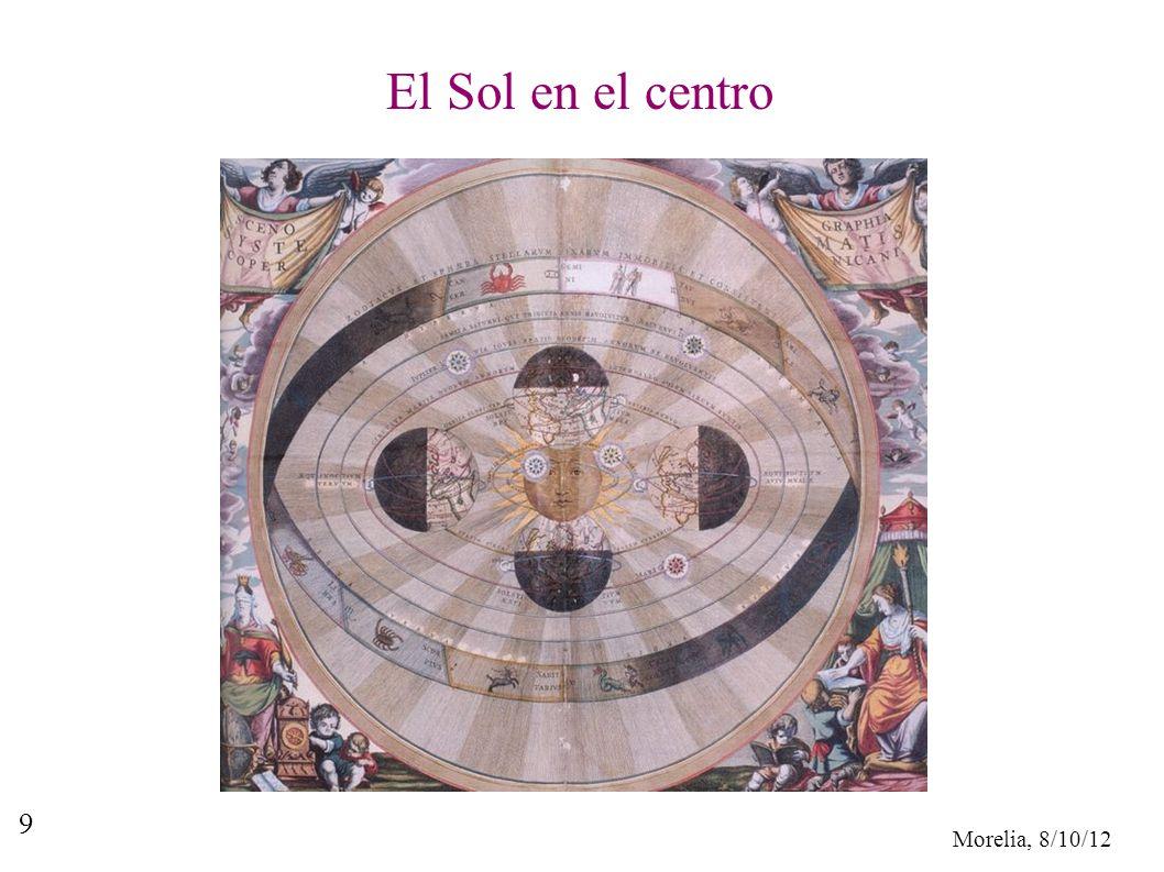 Morelia, 8/10/12 9 El Sol en el centro
