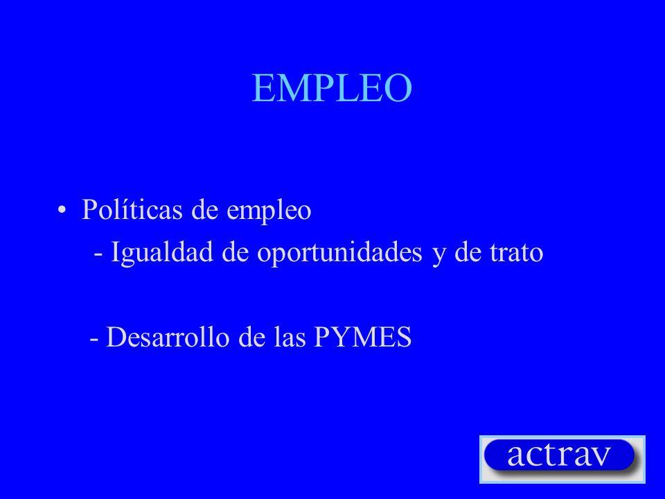 DERECHOS DE LOS TRABAJADORES Ratificación e implementación de los derechos fundamentales del trabajo (ocho convenios fundamentales) Ratificación e imp