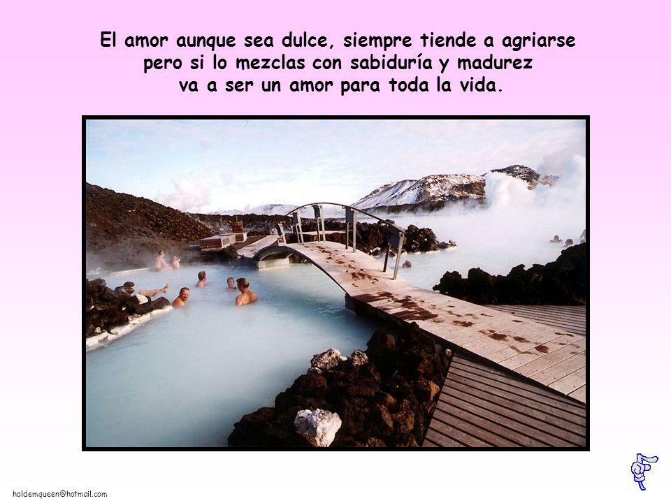 holdemqueen@hotmail.com La aventura más maravillosa no es llenar de sueños nuestras vidas, si no de hacer de cada momento algo tan fuera de lo común q