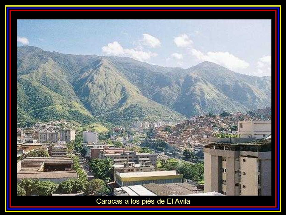 Antigua sede de la Universidad Central de Venezuela
