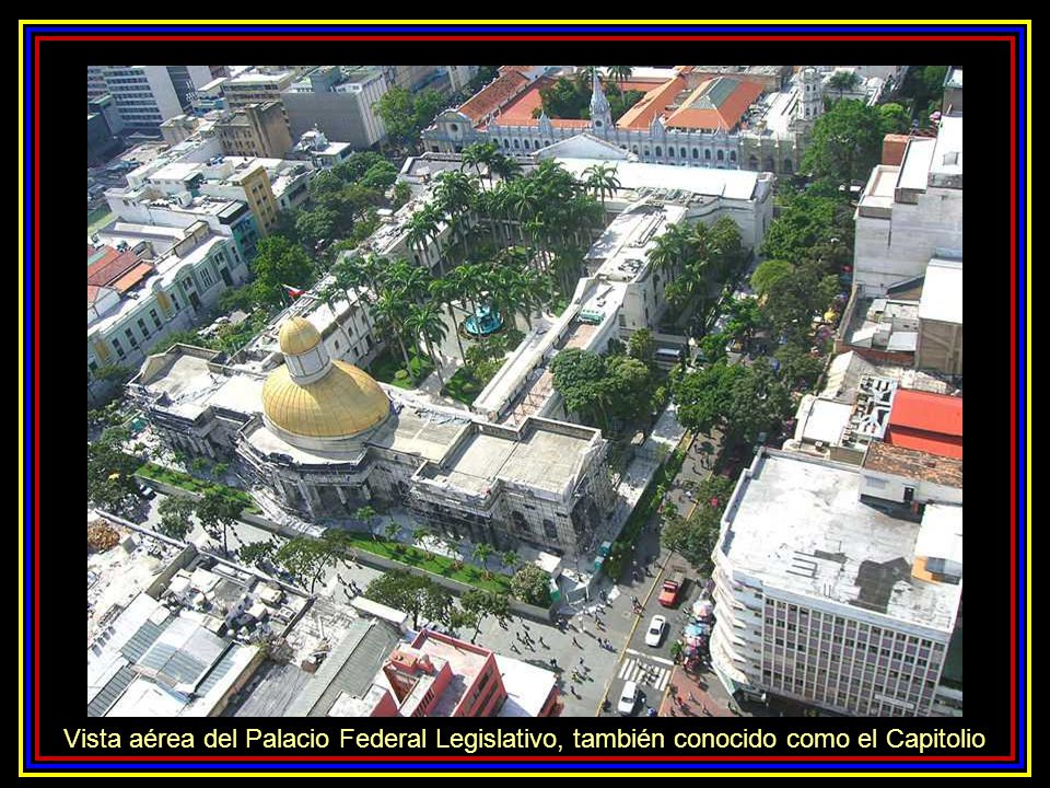 Vista exterior del Complejo Cultural Teresa Carreño