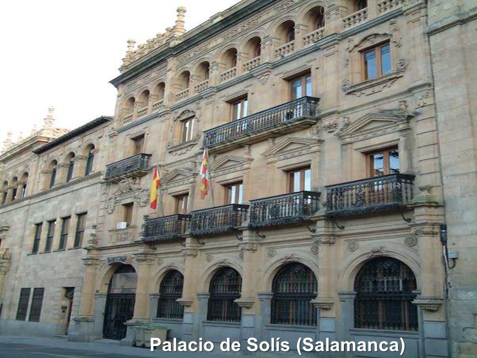 Palacio de Solís (Salamanca)