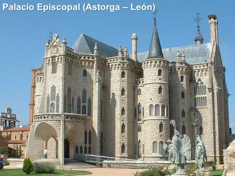 Palacio Episcopal (Astorga – León)