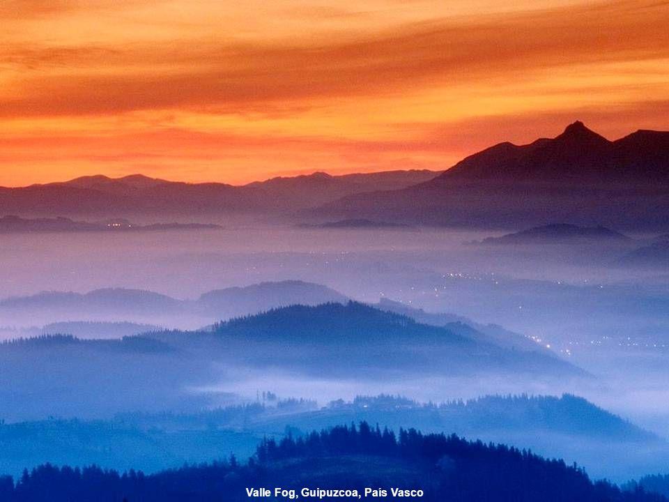 Valle Fog, Guipuzcoa, País Vasco