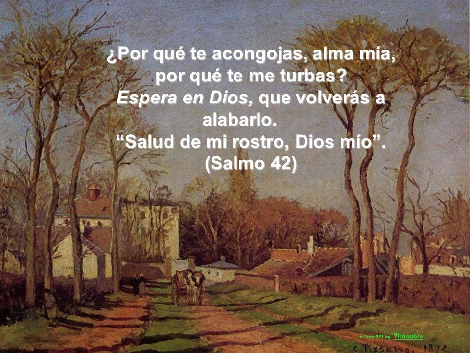 Se me alegra el corazón, se gozan mis entrañas, y mi carne descansa serena. (Salmo 15) a Free PPS by V it ano ble