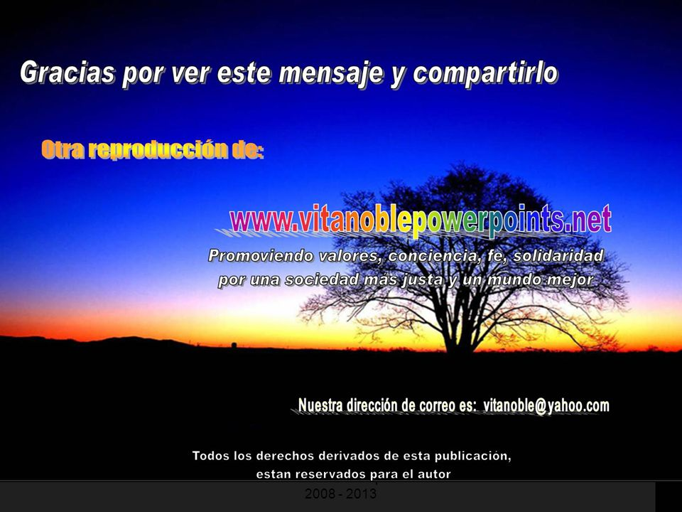 Vita Noble Powerpoints 2008 - 2013 El ocio. Texto: Pedro Martínez Borrego.