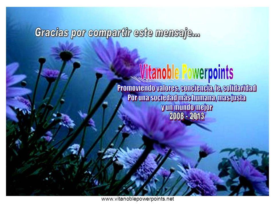 Edición y publicación de... www.vitanoblepowerpoints.net Como Tú