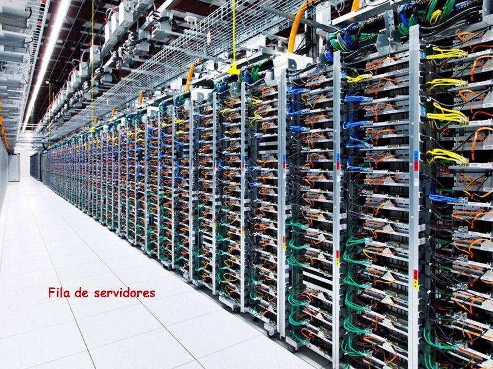 Fila de servidores