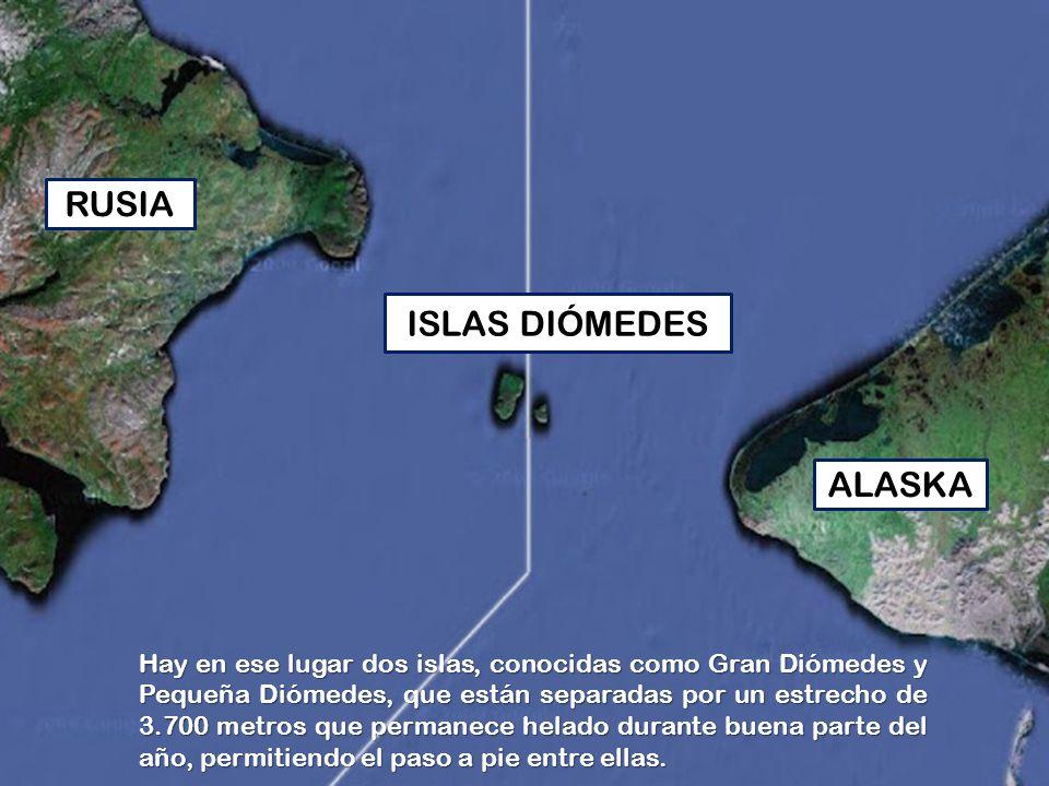 www.vitanoblepowerpoints.net Fue ese lugar el que, probablemente, sirvió de paso a los primeros pobladores del continente americano.
