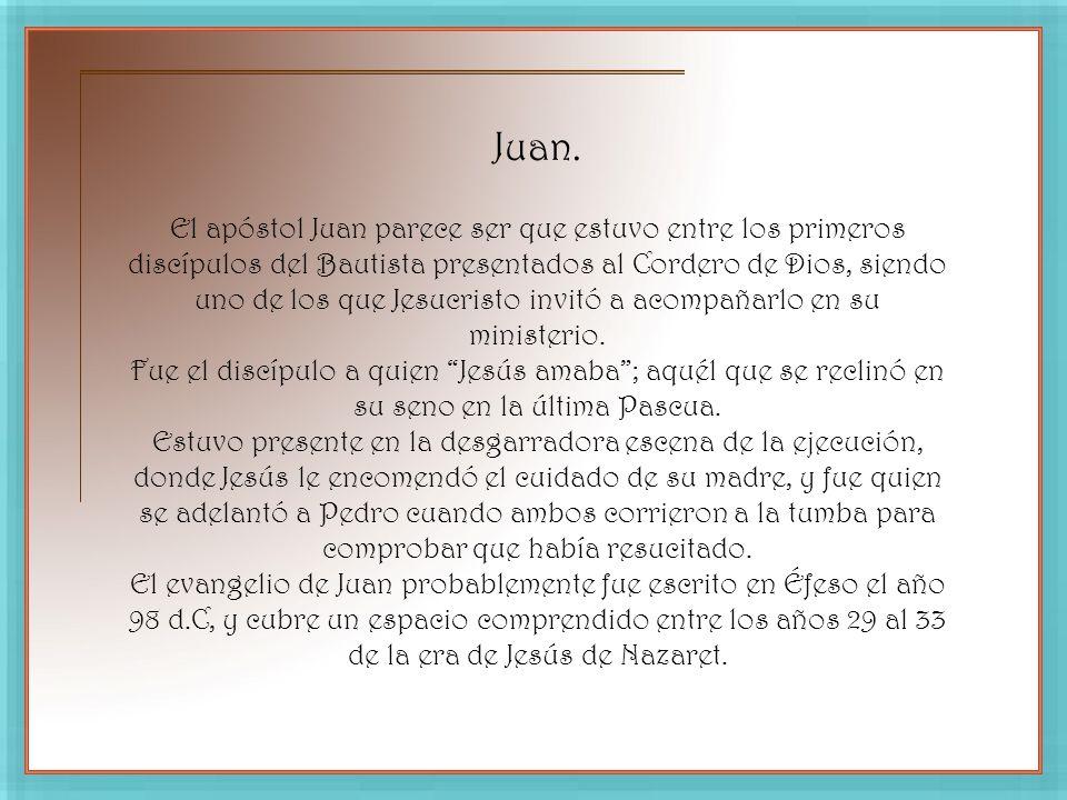 Yo soy el pan de vida Juan 6,48.