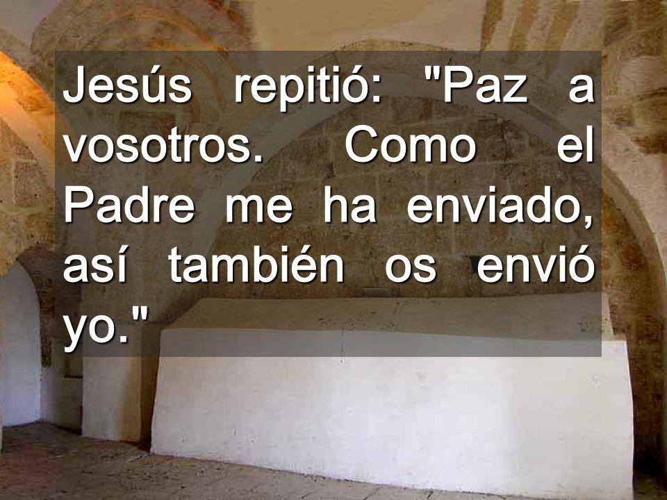 Y TODO deviene alentador La fe nos da la alegría de ver a Dios en TODO Una discípula, la Magdalena, ve a Jesús